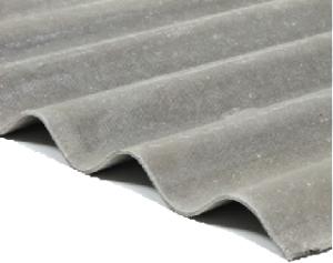 plaque en fibro ciment 5 ondes