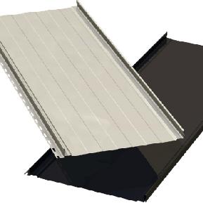 Bac acier simple peau Mauka Line ARCELOR MITTAL