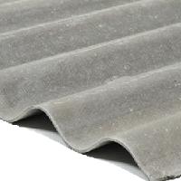 plaque en fibro ciment 6 ondes