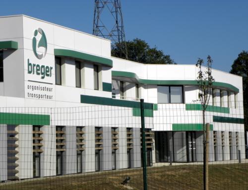 De nouveaux bureaux pour les Transports BREGER