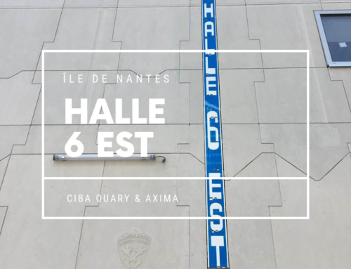 ZOOM CHANTIER – HALLE 6 ÎLE DE NANTES