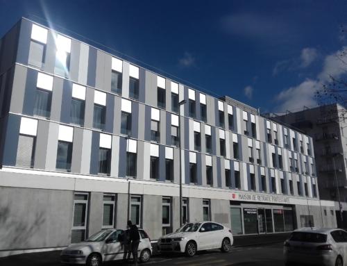 ZOOM CHANTIER – Maison de retraite protestante de Nantes