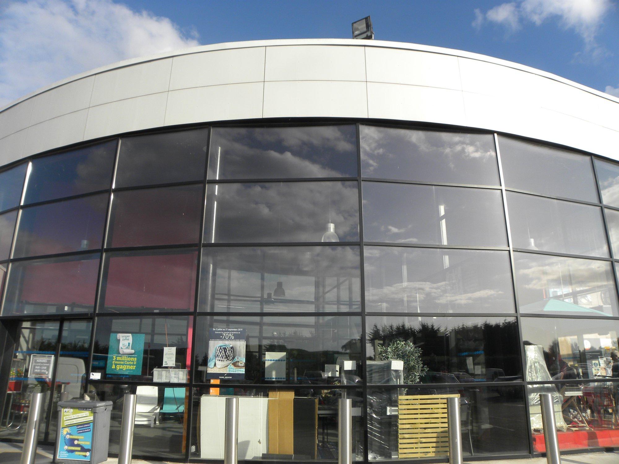 façade en panneaux FUNDERMAX
