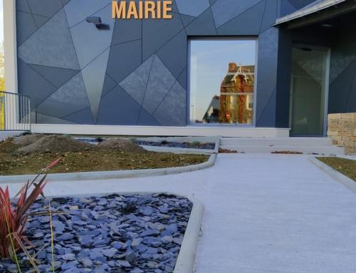 ZOOM CHANTIER – Réhabilitation de la mairie de Petit-Mars (44)