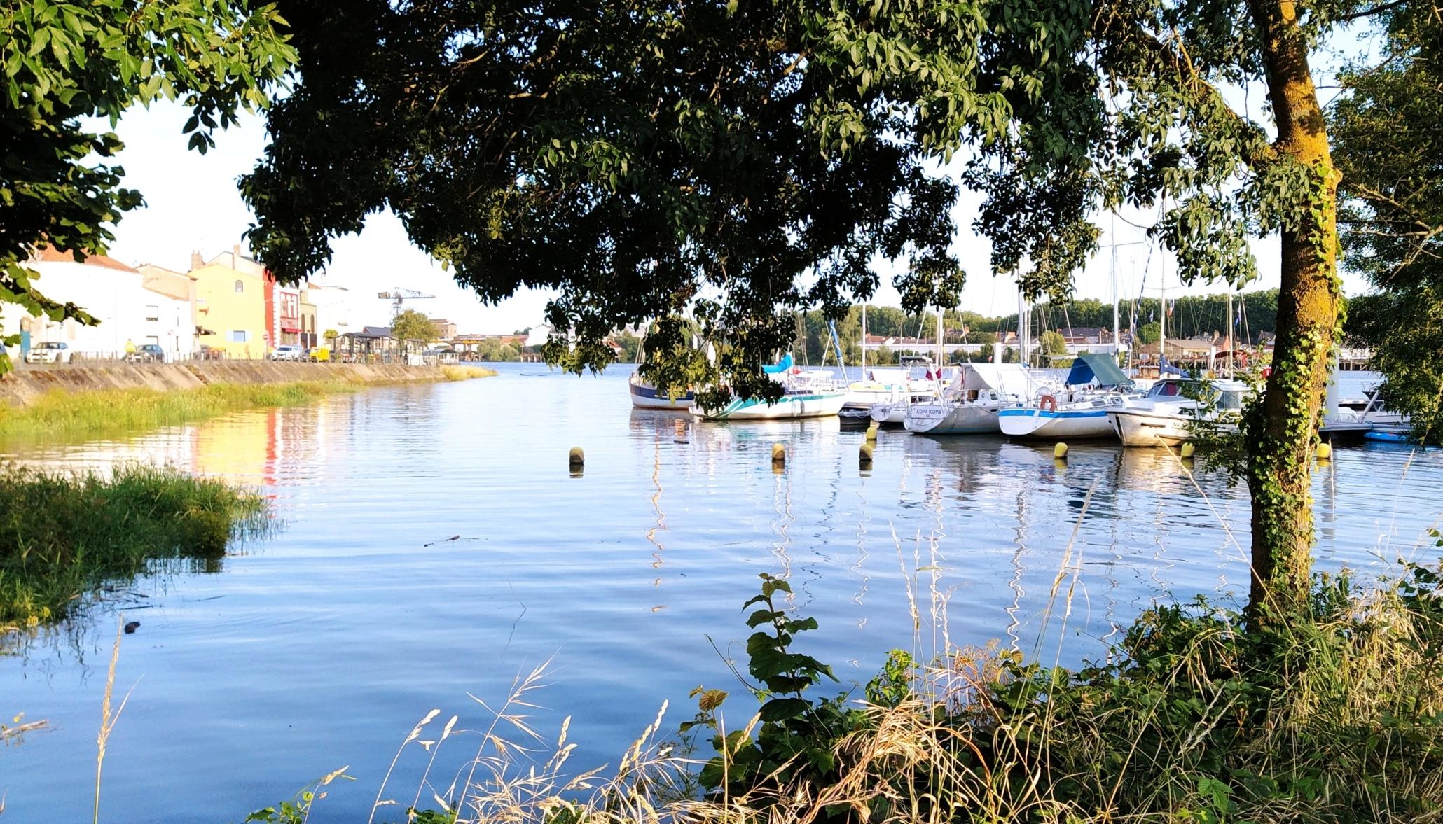 Port de Trentemoult Rezé