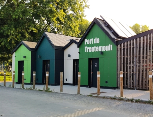 ZOOM CHANTIER – Du Pictura au port de Plaisance de Trentemoult