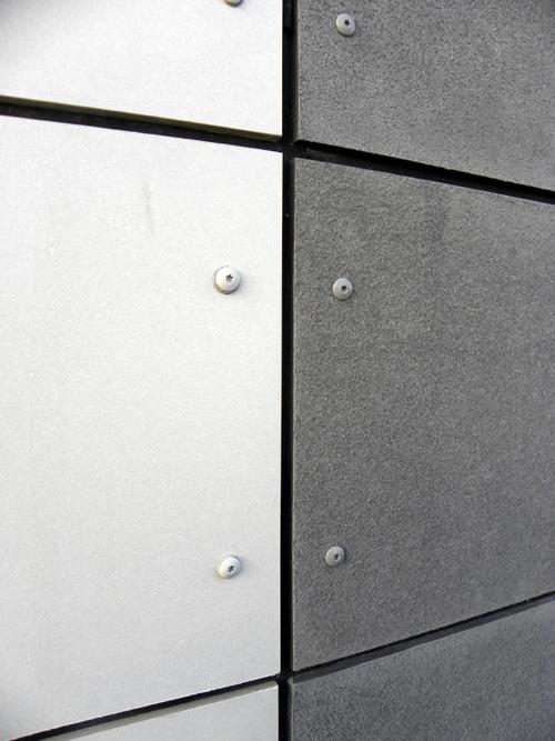 parement composite en fibro ciment