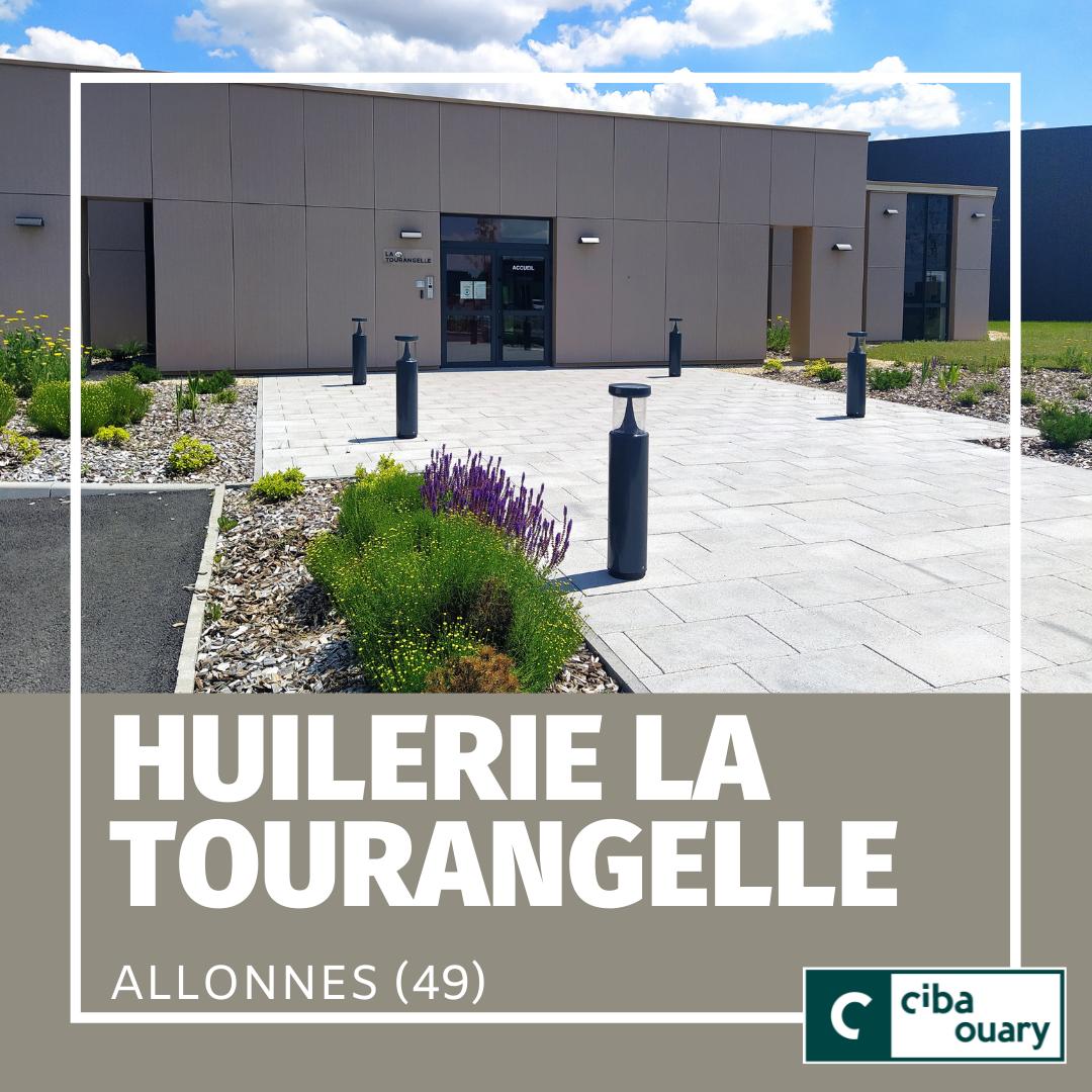 Façade Linéa Taupe Huilerie Tourangelle